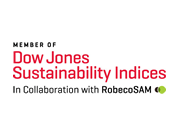 Selo do Dow Jones Sustainability Index